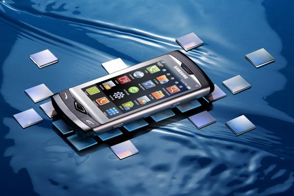 Samsung Wave: primo smartphone con OS Bada