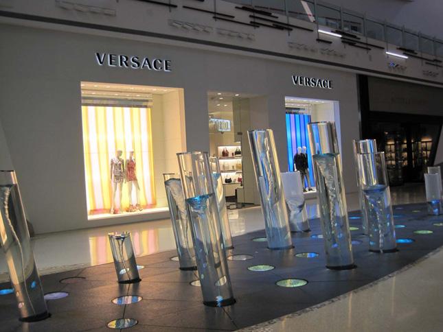 Boutique Versace a Las Vegas
