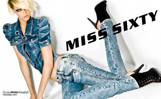 Campagna ADV Miss Sixty P-E 2010