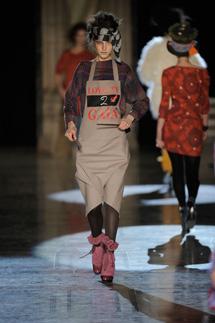 Vivienne Westwood Red Label F-W 2010/2011