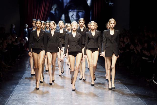 Dolce&Gabbana A-I 2010/2011