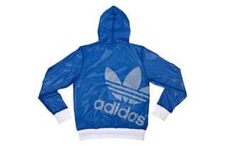 Reversible Flock Jacket, Caddy Collection by adidas Originals