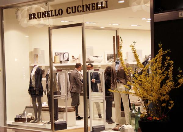 Brunello cucinelli apre a bologna fashion times for Boutique bologna