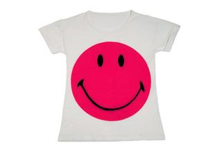 Zara pensa positivo con Smiley