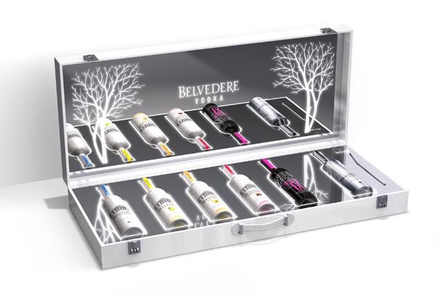 The Crush-ed Case by Belvedere Vodka