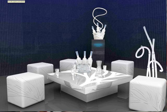 The Belvedere Ice Branch di Pablo Reinoso