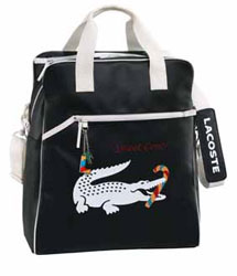 Leathegoods collection by Lacoste