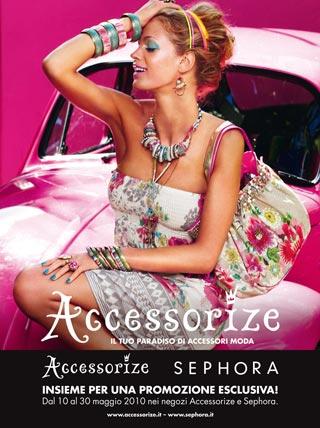 Accessorize e Sephora: partnership al servizio della bellezza!