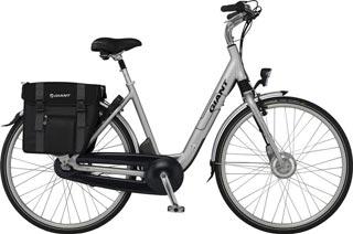 GIANT Bicycles presenta Hybrid Cycling Technology