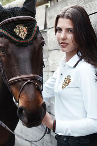 Gucci per Charlotte Casiraghi