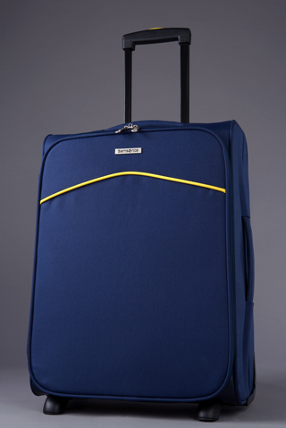 La valigia perfetta con Samsonite e Ryanair