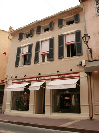 Boggi Milano a Saint Tropez
