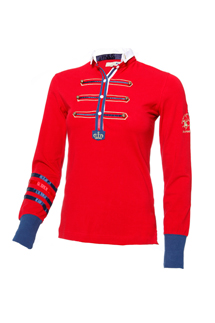La Martina rende omaggio al Guards Polo Club con la Regimental Collection