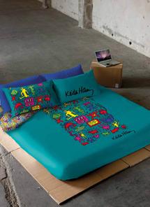Copripiumino Keith Haring.Keith Haring Una Collezione Ad Opera D Arte Fashion Times