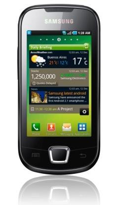 A Luglio arriva il Samsung i5800