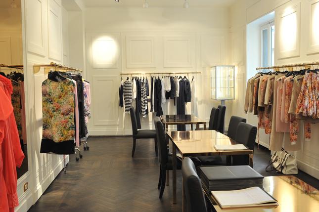 Nuovo showroom Francesco Scognamiglio a Milano