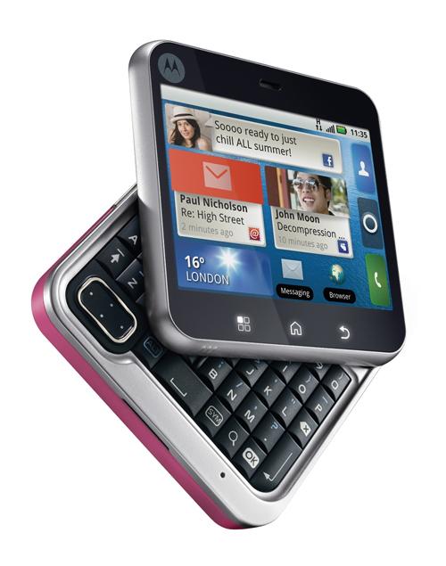 Motorola FLIPOUT™