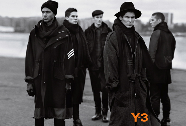 Campagna Pubblicitaria Y-3