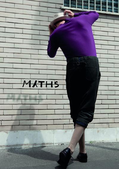 Campagna pubblicitaria Myths A-I 2010/2011