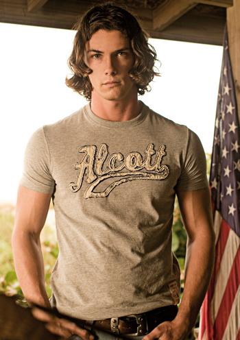 T-shirt Alcott