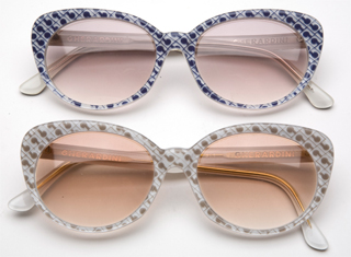 Eyewear vintage firmato Gherardini