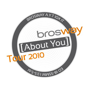 Brosway About You Tour 2010