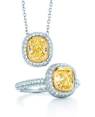 Fancy Color Diamonds di Tiffany & Co.