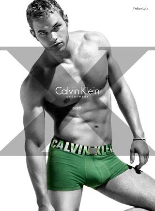 Calvin Klein Underwear X Elements