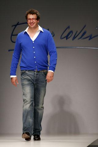 Enrico Coveri Spring-Summer 2011