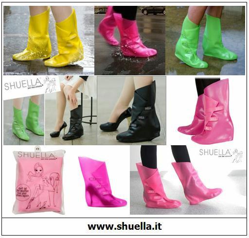 Shuella - Your Shoes Umbrella