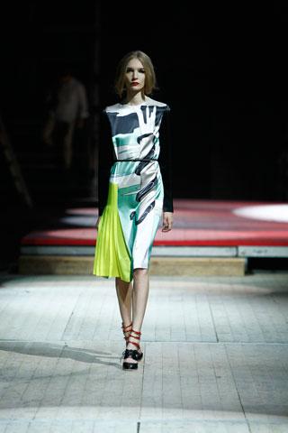 Paris Fashion Week: Miu Miu Spring-Summer 2011