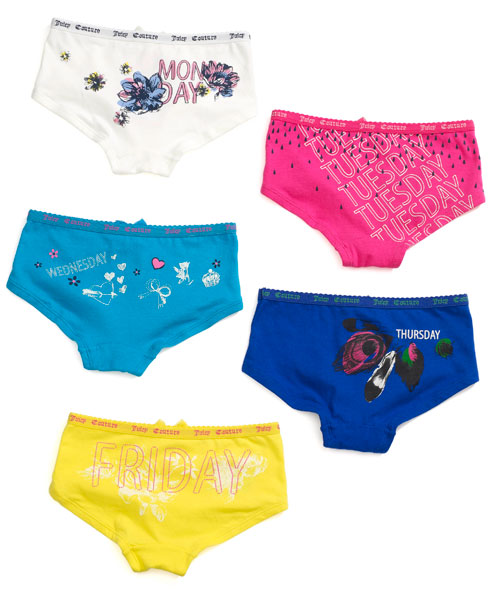 Juicy Couture Funny Week