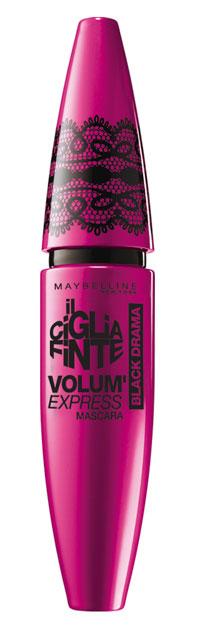 Maybelline New York presenta Ciglia Finte Black Drama