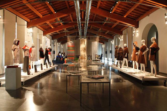 Mostra Museo del Tessuto