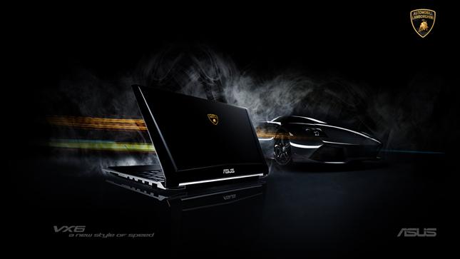 ASUS-AUTOMOBILI LAMBORGHINI Eee PC VX6