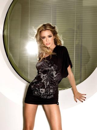Martina Stella per Fornarina Sport Glam