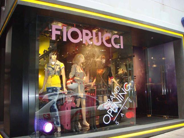 Store Fiorucci a Hong Kong
