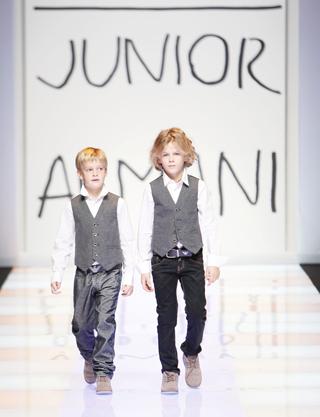 Armani Junior Fall-Winter 2011/2012