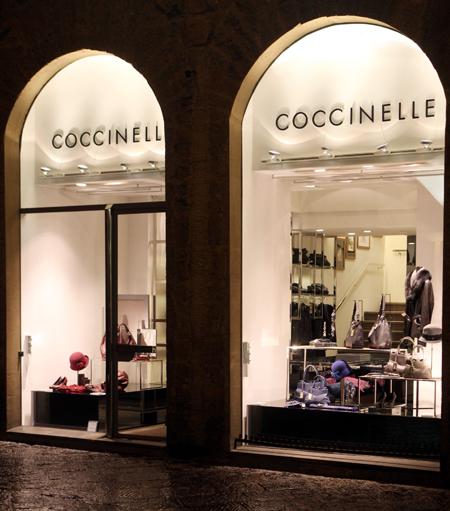 Boutique Coccinelle a Firenze