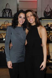 Elisa Di Francisca e Arianna Errigo