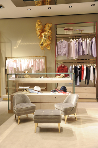 Boutique Gucci a Milano