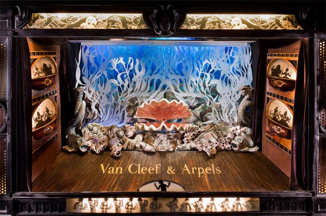 Van Cleef & Arpels per il Natale