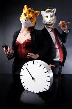 Nava presents: Ora (Il)legale, orologio vincitore del Compasso D'Oro 2011
