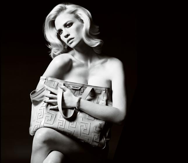 Campagna pubblicitaria Versace