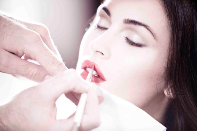 Megan Fox e le sue labbra