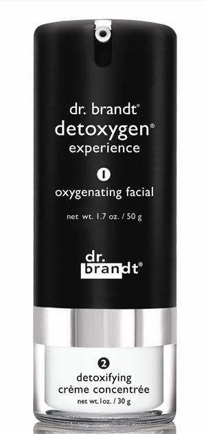 Dr Brandt, Detoxygen Experience