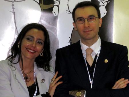 ChiaraSole e il Dott. Matteo Mugnani