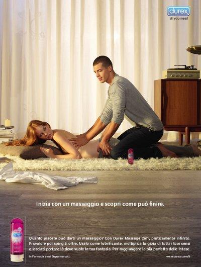 Durex Massage 2in1