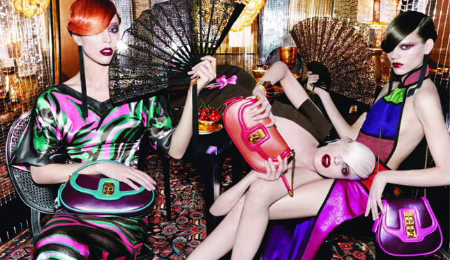 Campagna Spring-Summer 2011, Louis Vuitton