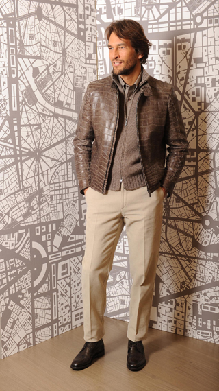 Brioni Fall-Winter 2011/2012